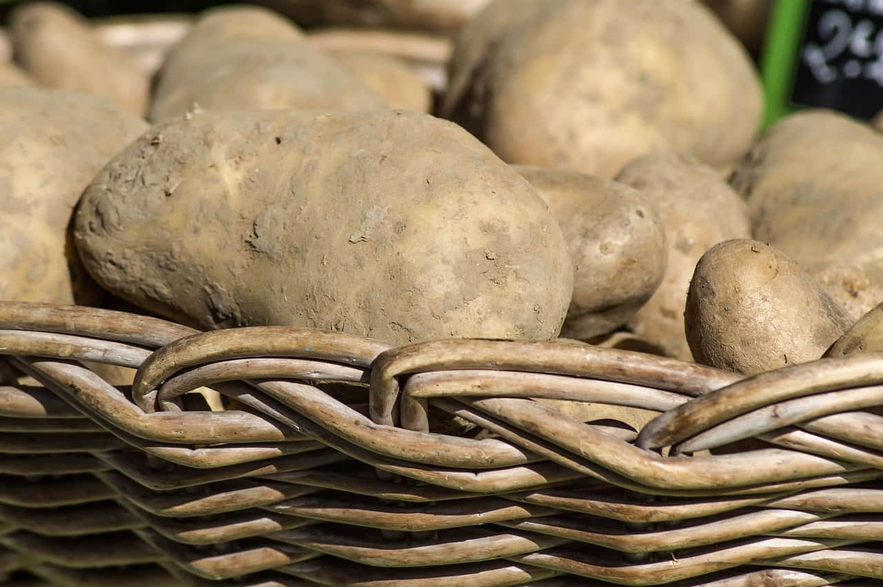 Raw Potatoes and Marriage