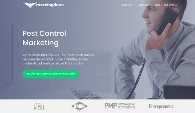 pest control marketing service